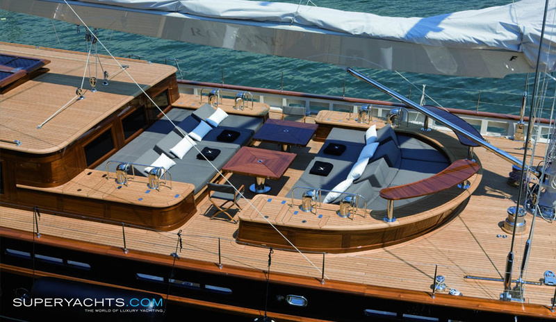 Roxane Photos Su Marine Sail Yacht Superyachts Com