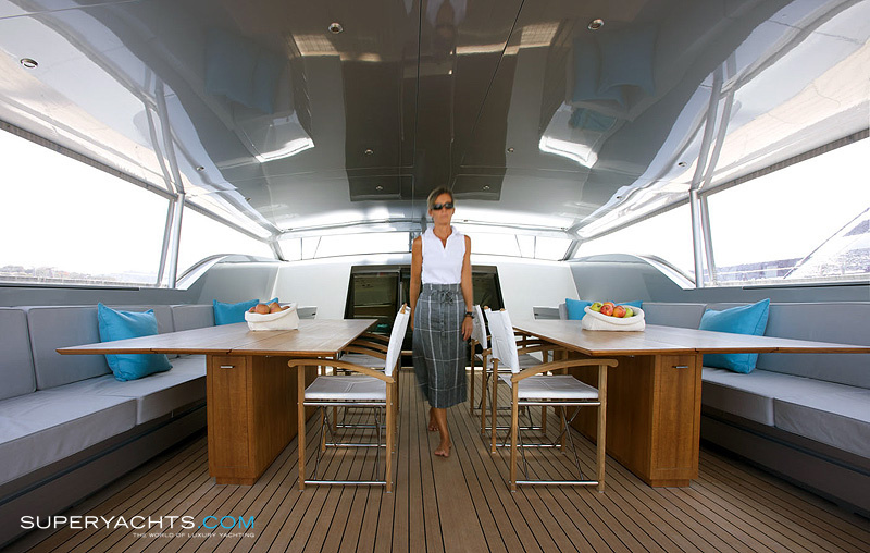 Saudade Photos Wally Sail Yacht Superyachts Com