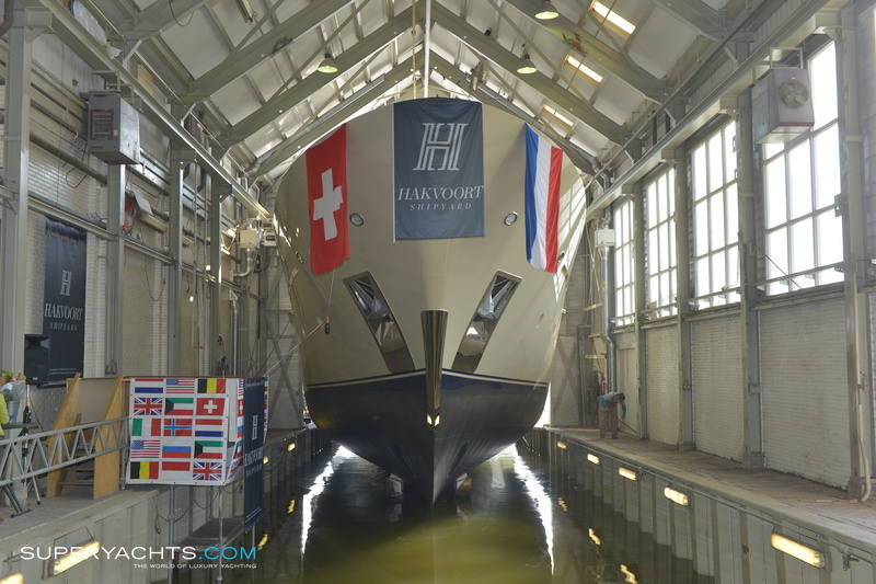 Soprano photos hakvoort shipyard motor superyachtscom for Interior decorator sopranos