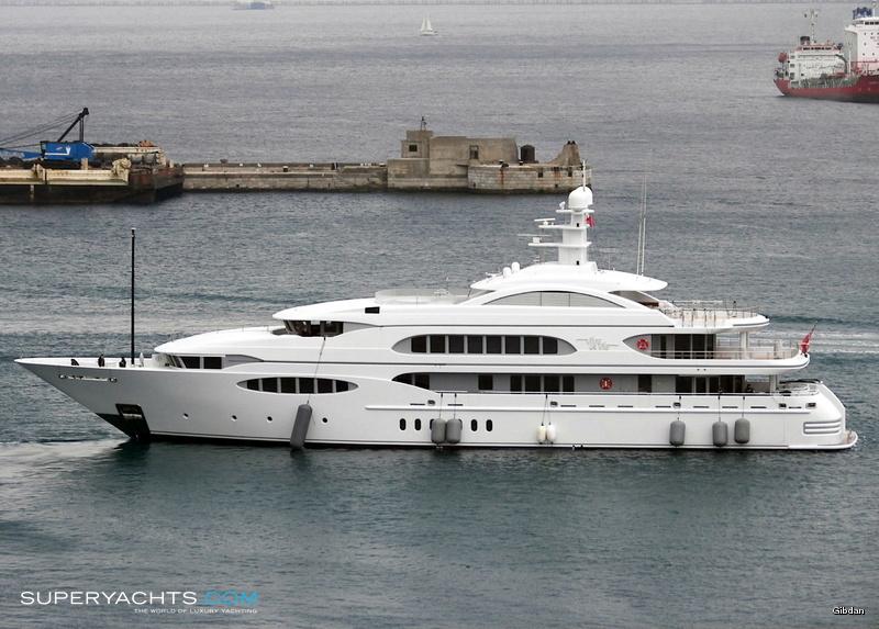 luxuriose innenausstattung yacht vive la vie, vive la vie - vinpearl-baidai, Design ideen